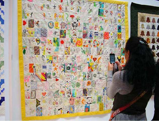 Festival of Quilts NEC